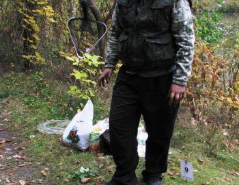 12.10.2013 Towarzyskie zawody spławikowo - gruntowe