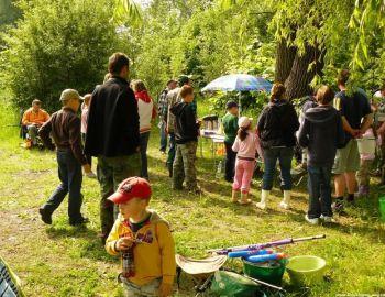 relacja z zawodów z okazji Dnia Dziecka - Wilanów 30-05-2010